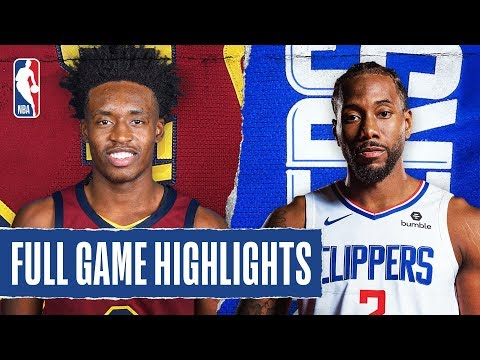 The Stansbury Show - Cavs Blown Out By Clippers On The Road In L.A.