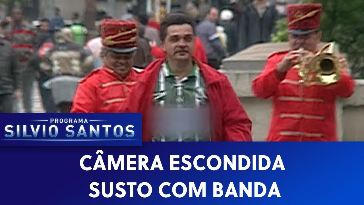 Susto com Banda | Câmeras Escondidas (17/03/21)