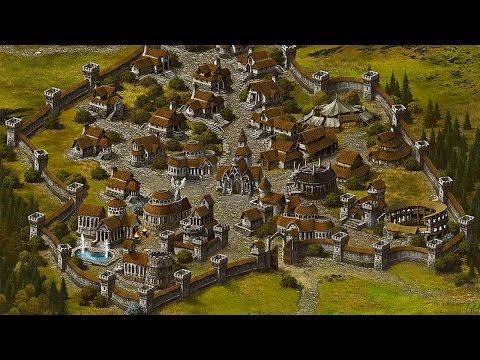 Эсцилон. Браузерные RPG игры HD