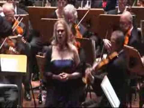 G. Verdi, Il Trovatore: Tacea la notte placida - Claudia Grundmann