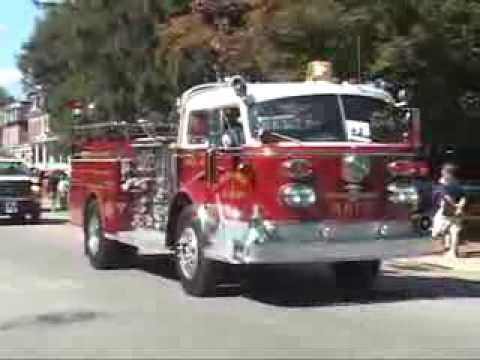 Fame Fire Company,West Chester,pa 175th Anniversary 2013 FASP Parade  part 3 of 5