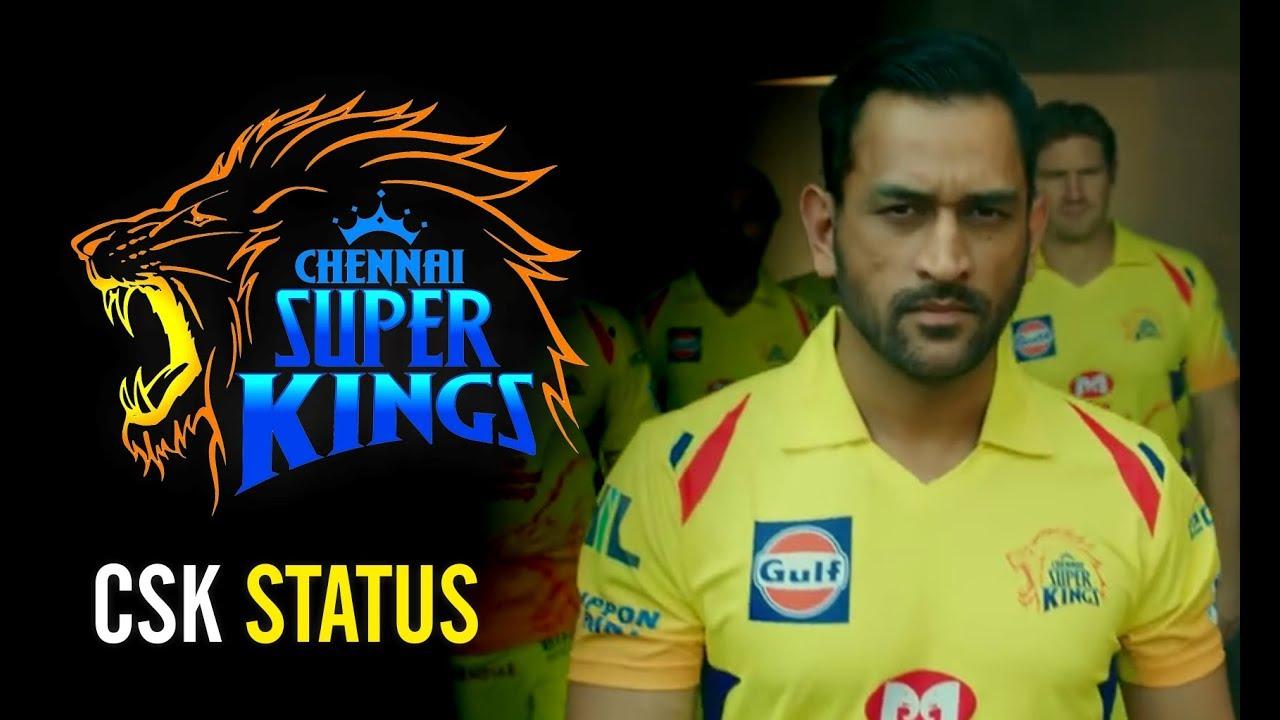 Chennai Super King Whatsapp Status Csk Vs Srh Live Ipl Live Streaming Srh Vs Csk Live Highlights