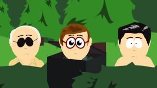 South Park meets Trailer Park Boys
