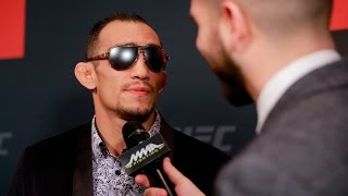 Tony Ferguson on Conor McGregor: Tell 'That B*tch' to Come to 155