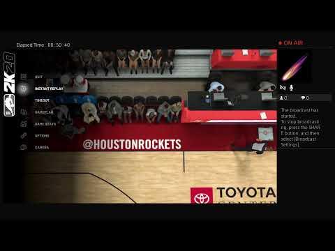 NBA 2K20 MYTEAM GAMEPLAY!!!