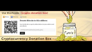 wordpress bitcoin donorystės įskiepis