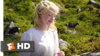 Heidi (2017) - Clara Chases a Butterfly Scene (8/8) | Movieclips