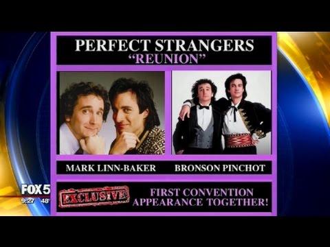 Perfect strangers reunion on Fox Good Day NY