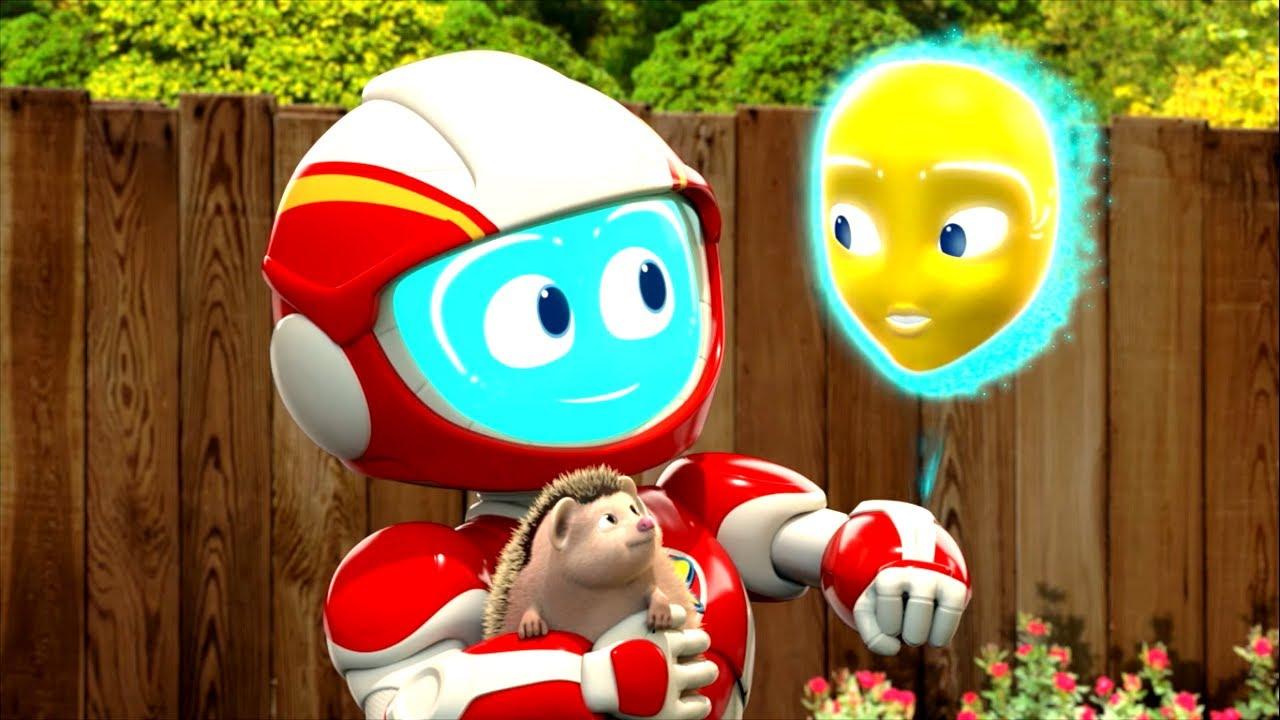 Рейнджер Роджер спасает животных  — сборник —  все серии сразу — Космический рейнджер Роджер