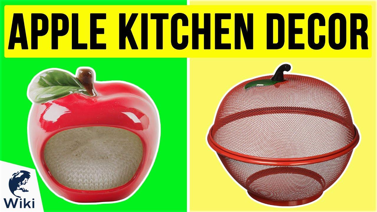 11 Best Apple Kitchen Decor 11