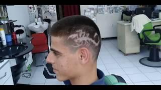 Akrep Kral saç kesimi