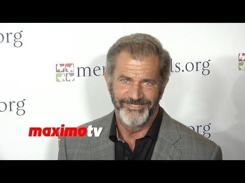 "Mel Gibson Attends Mending Kids ""Rock N' Roll All-Star Event"" Red Carpet"