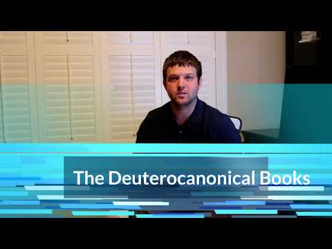 Episode 4   Deuterocanonical Books