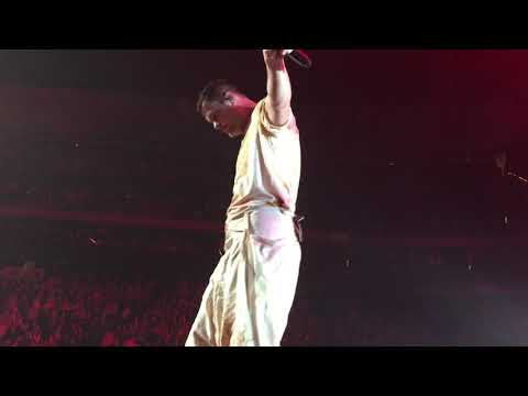 Walking The Wire - Imagine Dragons @ Xcel Energy Center MN 10-16-17