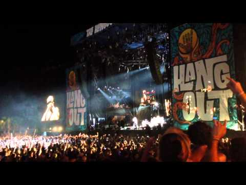 Highlights from Hangout Music Fest 2012 in Gulf Shores, AL