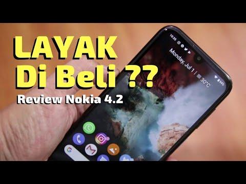 Smartphone Nokia Yang (Beneran) Murah | Review Nokia 4.2