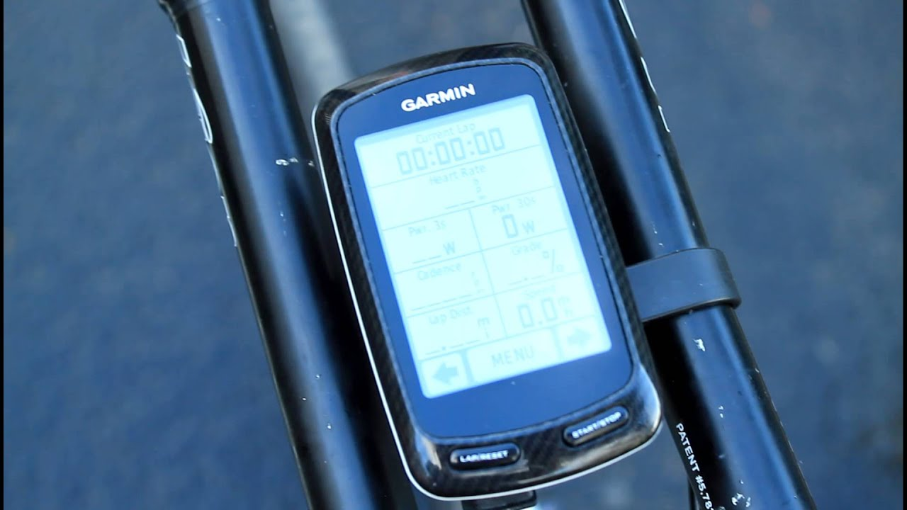 Garmin Edge TT//Tri Bar Mount Black One Size