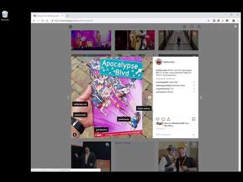 How to Download a Photo from Instagram