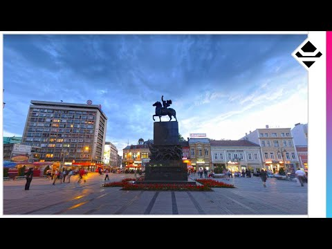 Exploring the Vibrant Streets of Niš | XSVXNK