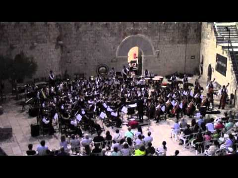 Saratoga Symphony Orchestra in Peñíscola: Bernstein: Selections from West Side Story