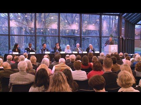 2017 Dayton Literary Peace Prize Authors' Reception