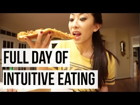 Eat More to Binge Less| Full Day of Eating
