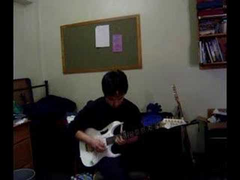 Josh Wu - Canon Rock (cover)