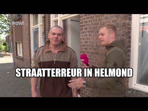 Straatterreur in Helmond