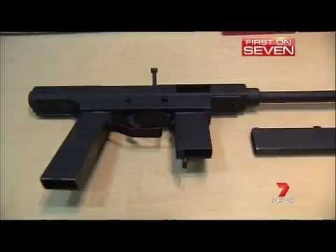 australian machine guns