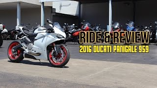 panigale 959 review