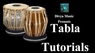 Tabla Delhi Gharana lessons online Guru Learn playing KAYDA -2 - Tabla training Indian teachers