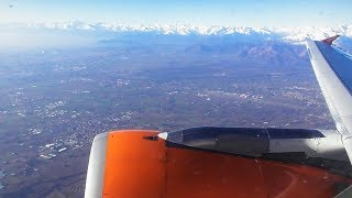 Video Easyjet Airbus A319-111 | Turin Caselle to London Luton *FULL FLIGHT* download MP3, 3GP, MP4, WEBM, AVI, FLV Januari 2018