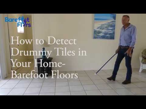 How can I check my floor for Drummy Tiles? [VIDEO]