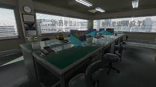 VRChatワールド「Japanese Office / 坪倉仮想事務所」