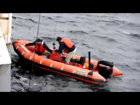 BC Ferries Daring Rescue of Man Overboard