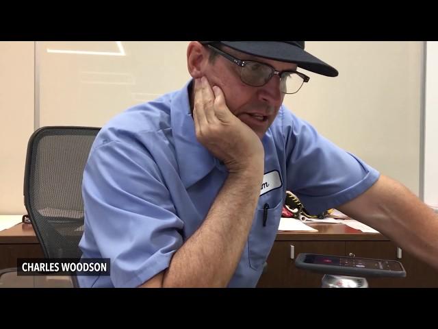 Charles Woodson Honorary Captain Phone Call