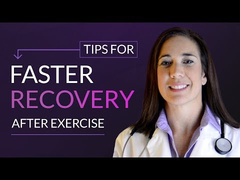 Tips for Faster Recovery After Exercise