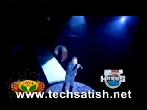 Harris jayaraj Concert /Harris On the EdgeGautham Introduction