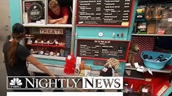 In Seattle, Food Trucks Are Going to the Dogs   NBC Nightly News