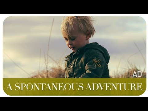 A SPONTANEOUS ADVENTURE | THE MICHALAKS - AD