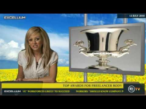 Top awards for freelancer body