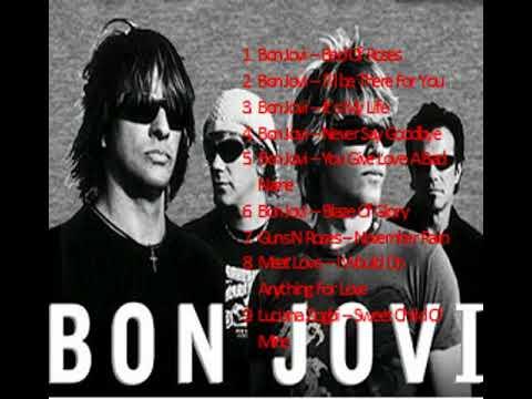 Lagu-lagu Bon Jovi dan Guns N Roses yang enak di dengar menemani dan menambah semangat kerja