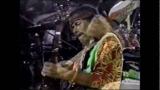 Santana - Blues Jam/Europa Live In Santiago 1992