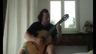"Fugue from variations on ""Folia de España"" - Manuel Ponce"