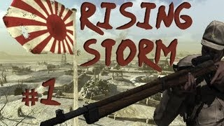 Ro2 Rising storm - Japanese gameplay