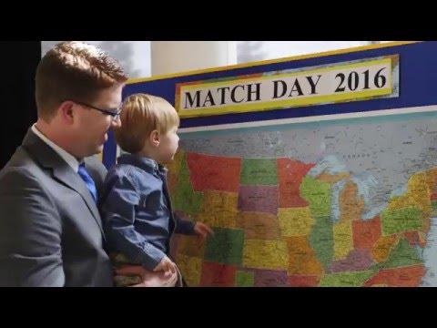 Match Day 2016 - University of Michigan