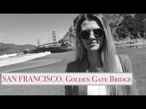 Сан-Франциско. Golden Gate Bridge. Самоубийца на мосту?