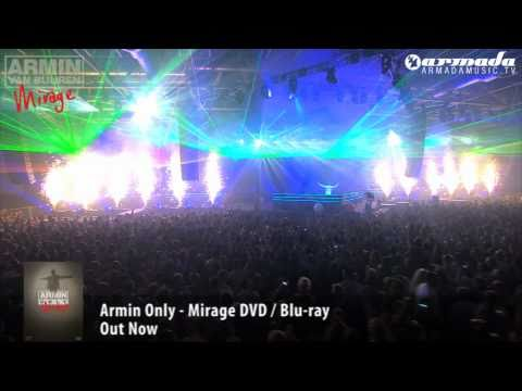 Armin Only - Mirage - DVD / Blu-ray Out Now!