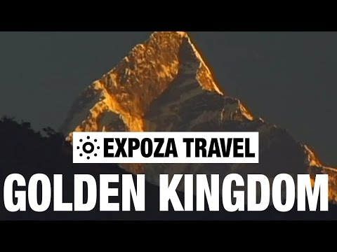 Golden Kingdom In The Himalayas (Nepal) Vacation Travel Video Guide