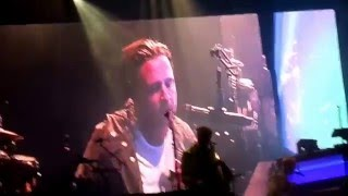 "Ryan Tedder Piano Solo + ""Apologize"" Acoustic Performance by OneRepublic - Super Bowl City"